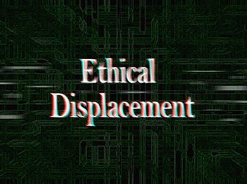 Ethical Displacement Ralph K Jones Book Series