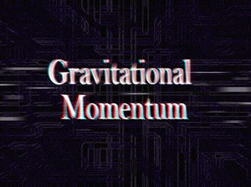 Gravitational Momentum Ralph K Jones Book Series