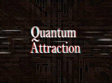 Quantum Attraction Ralph K Jones Book Series