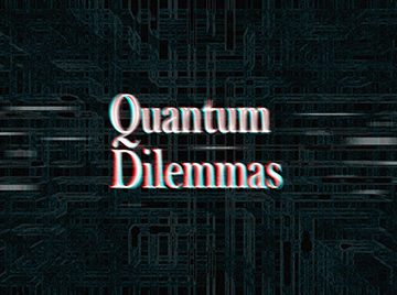 Quantum Dilemmas Ralph K Jones Book Series